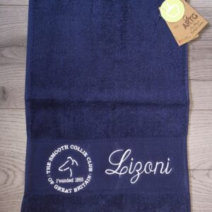 Golf towel with optional personalisation