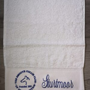 Guest Towel with optional personalisation